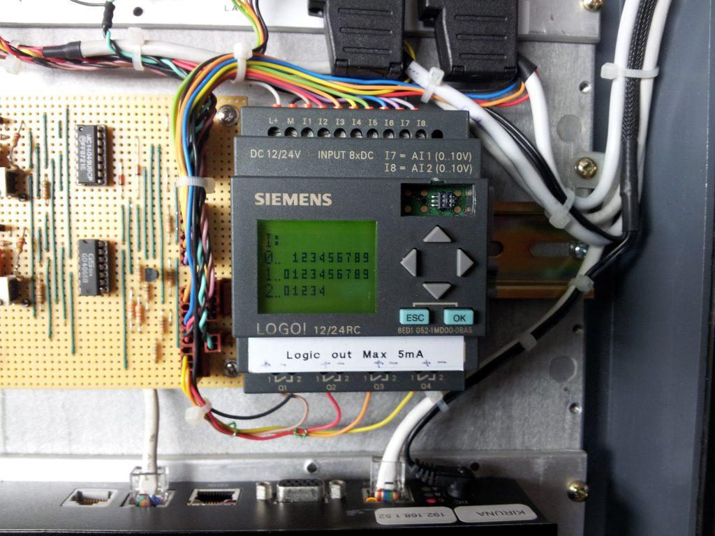 Siemens Logo-PLC